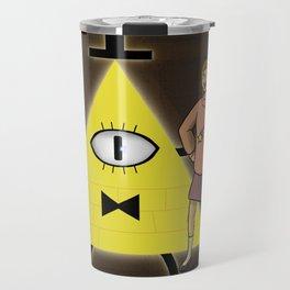 Gravity Falls Travel Mug