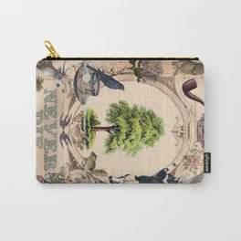 Never Die Carry-All Pouch