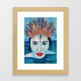 Mermaids - Sophie Framed Art Print