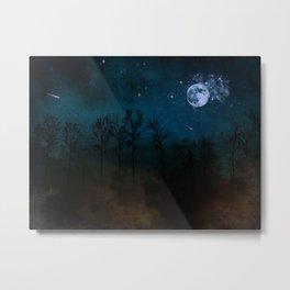 Darkest Hour Metal Print
