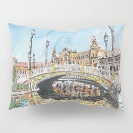 Seville, Spain Pillow Sham