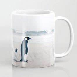 Penguin Family Coffee Mug
