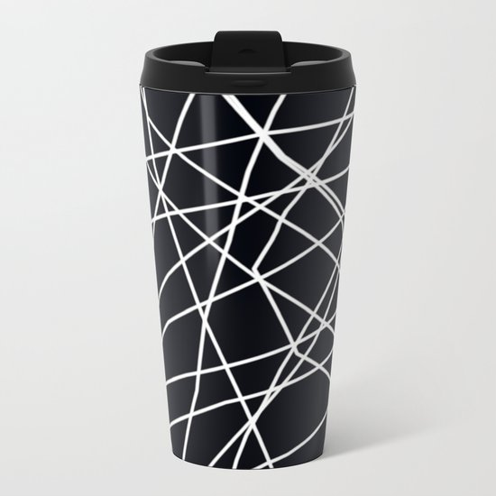 paucina Metal Travel Mug