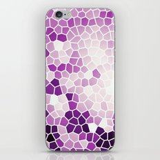 Pattern 8 - Grape kisses iPhone & iPod Skin