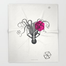 Archetypes Series: Sophistication Throw Blanket