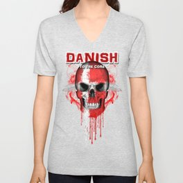 To The Core Collection: Denmark Unisex V-Neck