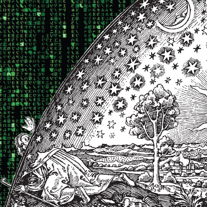 Matrix Flammarion THE ANSWER IS OUT THERE Comforters