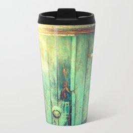 door in bodrum Travel Mug
