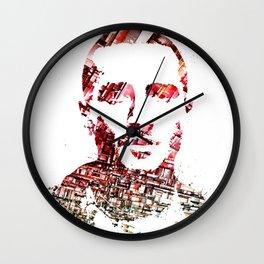 Frusciante Style Wall Clock