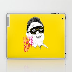 F*ck Sh*t Up Laptop & iPad Skin