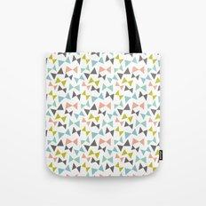 Spring bows Tote Bag