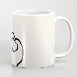 OK hand Coffee Mug