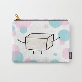 Mr Tofu Carry-All Pouch