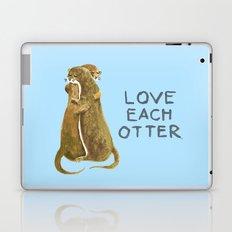 Love each otter Laptop & iPad Skin