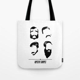 HIPSTER SHAPES Tote Bag