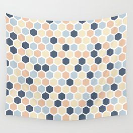 Honeycomb Wall Tapestry