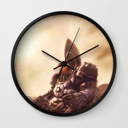 Space Marine Wall Clock