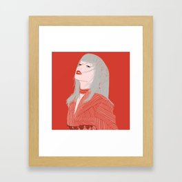 BLACKPINK Lisa Kill This Love Framed Art Print