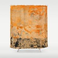 islam Shower Curtains featuring Silk Road by Fernando Vieira