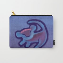 Grunge Simba Tree Art Carry-All Pouch