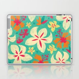 Tropicana floral Laptop & iPad Skin