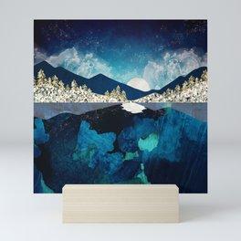 Midnight Water Mini Art Print