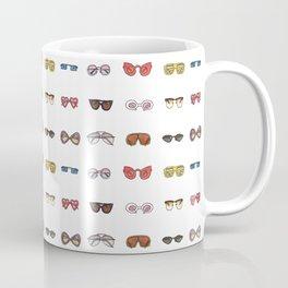 Retro sunglasses Coffee Mug