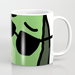 Fat Avocado Coffee Mug