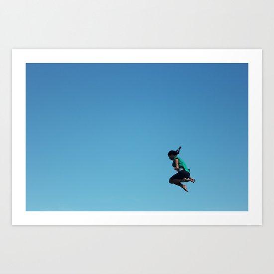 bird-like Art Print