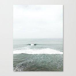 Calm Surf Canvas Print
