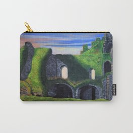 Ancient Celtic Ruins Carry-All Pouch