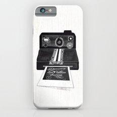 Se souvenir des belles choses Slim Case iPhone 6s