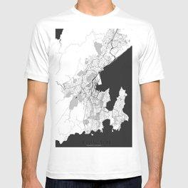 Wellington Map Gray T-shirt