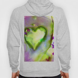 Heart Dreams 4L by Kathy Morton Stanion Hoody