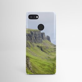 The Quiraing Triptych Android Case