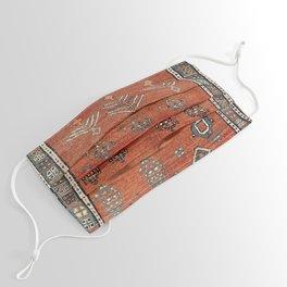 Bakhshaish Azerbaijan Northwest Persian Carpet Print Face Mask
