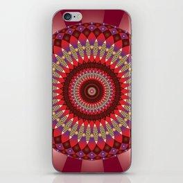 Creativity Mandala - מנדלה יצירתיות iPhone Skin