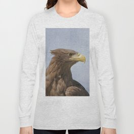 Tawny Eagle Long Sleeve T-shirt