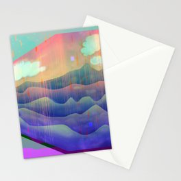 Sea of Clouds for Dreamers Stationery Cards