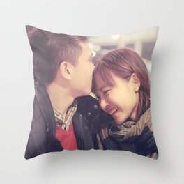 M&P Throw Pillow