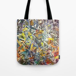 When Zebra's Endorse Bubblegum  Tote Bag