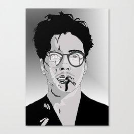 Robert Downey Jr Canvas Print