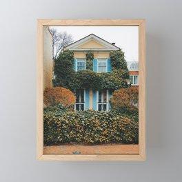 Georgetown House 4 Framed Mini Art Print