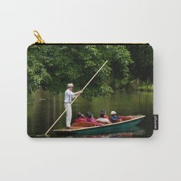 Sailors On Boat Carry-All Pouch