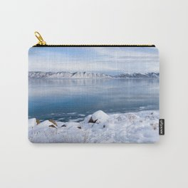 Bear Lake Beauty Carry-All Pouch