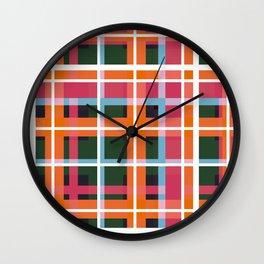 Geometric Shape 05 Wall Clock