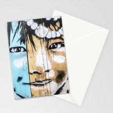 Histoires de pouvoir 2 Stationery Cards