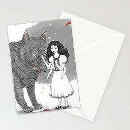 Four Arms - Infection Stationery Cards