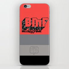 BMF Logo iPhone & iPod Skin