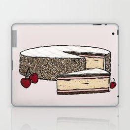 Z is for Zuger Kirschtorte Laptop & iPad Skin